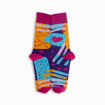 Griffon Bunte Socken Damen Love Box multifarbe